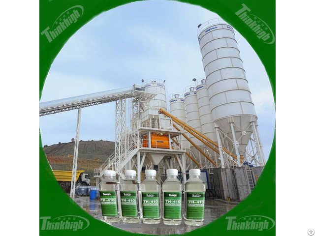 High Range Water Reducing Admixture Superplasticizer For Thailand