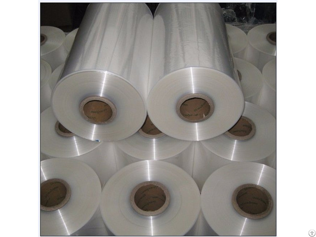 Pof Shrink Wrap Film Brc Approved
