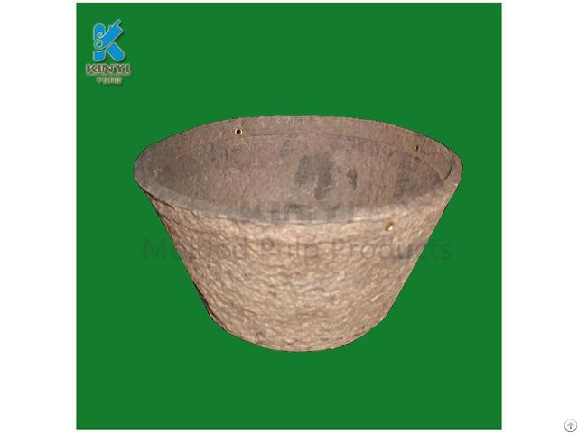 Eco Friendly Fiber Pulp Seed Pots