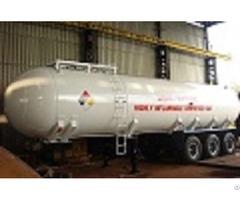 Propylene Oxide Tank