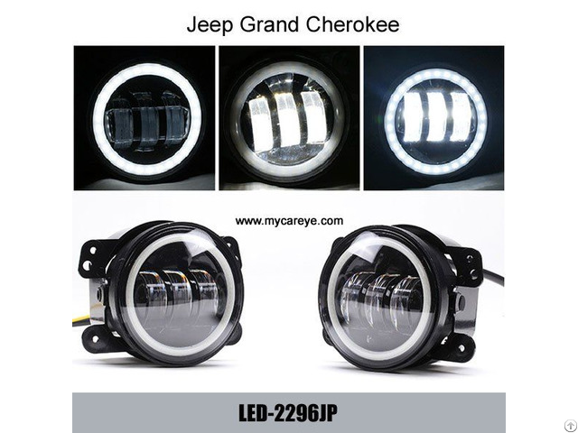 Jeep Grand Cherokee Power 30w Cree Auto Drl Lighting Headlamp External Led Fog Light