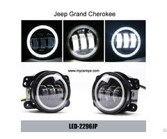 Jeep Grand Cherokee Power 30w Cree Auto Drl Lighting Headlamp External Led Fog Light