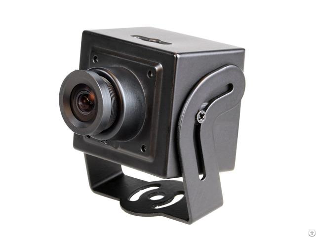 D Vitec 3 0m Wdr Ip Mini Pinhole Camera For Atm Use