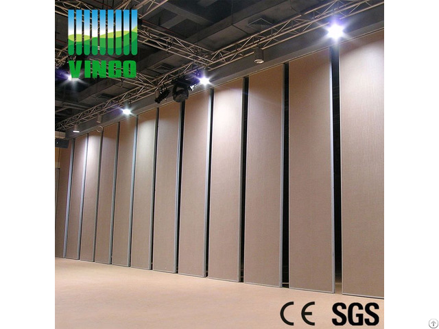 Commercial Furniture General Use Living Room Glass Partition Design