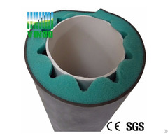 Polyurethane Color Foam Pipe Insulation