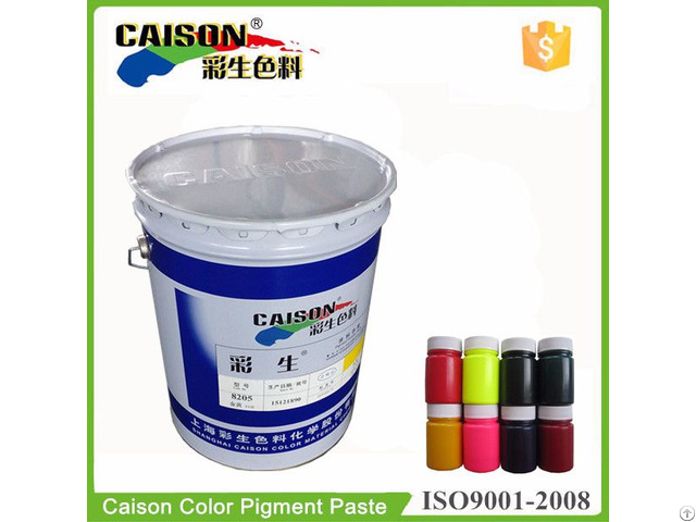 Multifunctional Water Based Pigment Dispersion For Tinting