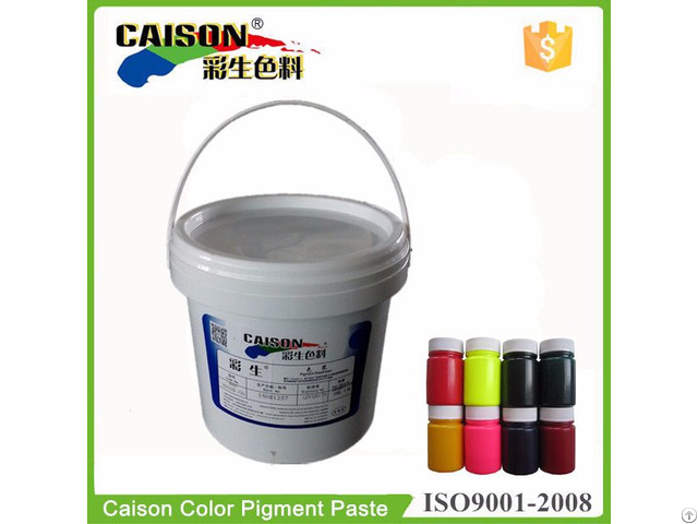 Latex Gloves Tinting Pigment Color Paste With Free Samples
