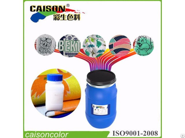 Liquid Acrylic Binder For Textile Screen Printing