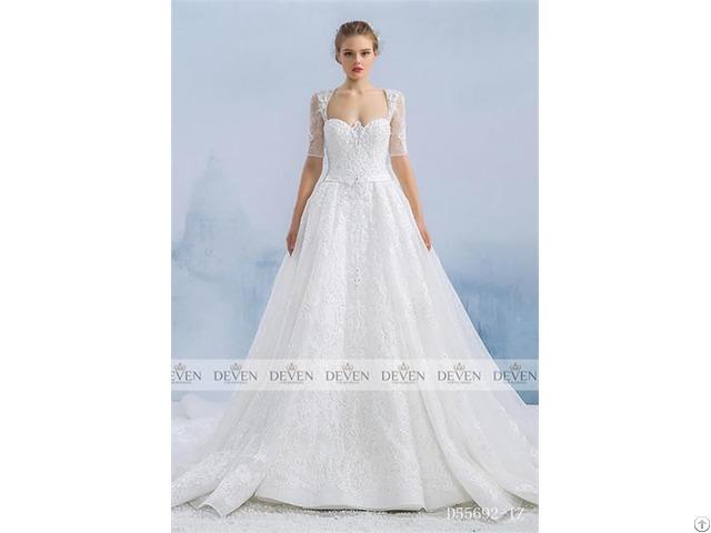 Wedding Dress D55692 1z