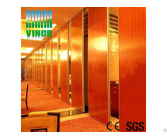 Vinco Sliding Folding Partitions And Acoustic Movable Walls Partition For Banquet Hall