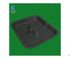 Recycled Molded Pulp Radish Packaging Trays