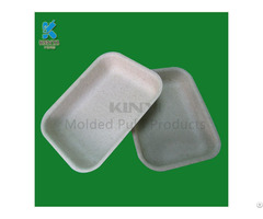 High Grade Pulp Molded Cherry Packaging Trays