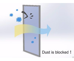 Anti Dust Window Screen