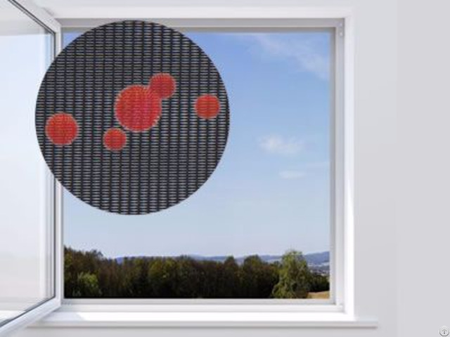Anti Pollen Window Screen