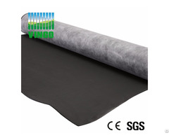 Sound Insulation Blanket Sounds Proofing And Deadening Silicon Rubber Sheet For Gym