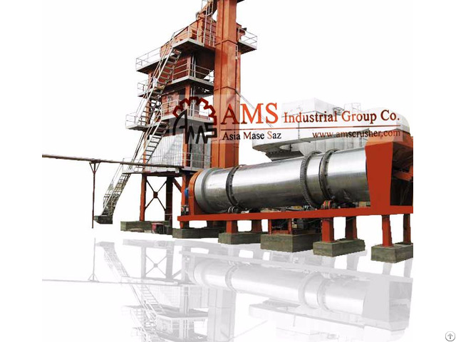 Concrete Batching Plant Ams Industrial Group