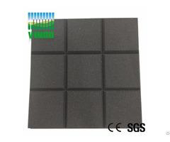 Polyurethane Foam Nine Square Acoustic Foams Black Polyurethanes Sponge