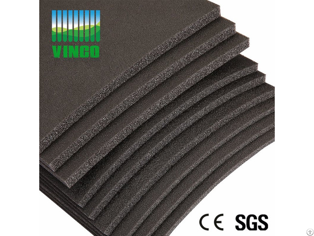 5mm Sound Absorbing Floor Acoustic Mat
