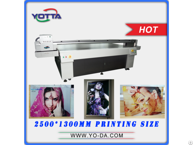 Multifunction Uv Printer For Any Flat Materials