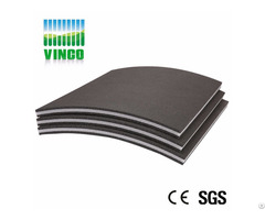 Soundproof Shock Damping Absorption Pvc Floor Mats For Studio