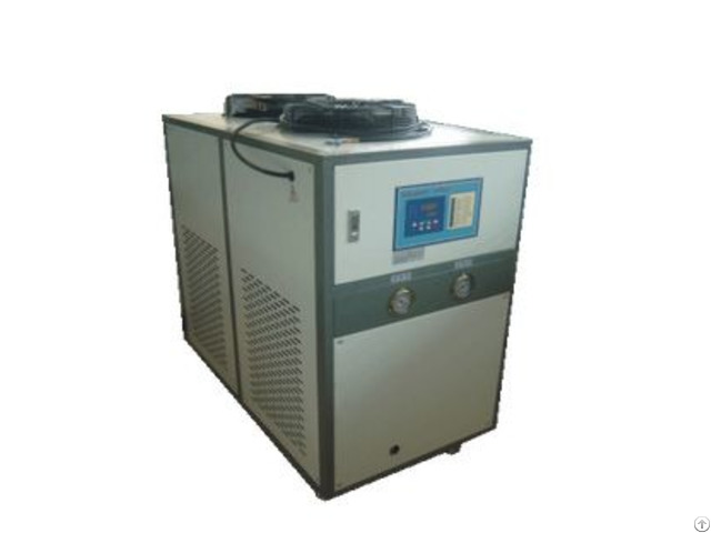 Industrial Air Cooled Chiller For Electroplating