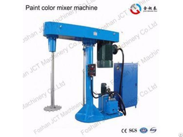 Jct Paint Mixture Machines