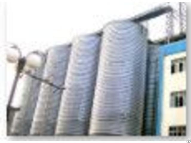 Coal Storage Silos