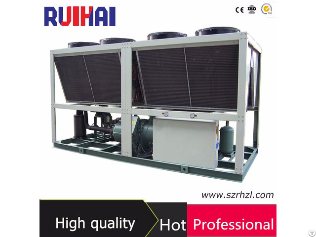 Air Cooled Screw Water Chillers