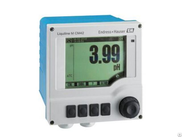 E H 1 Channel Transmitter Liquiline Cm42