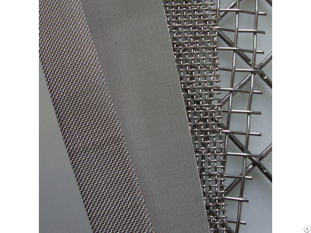Stianless Steel Wire Mesh