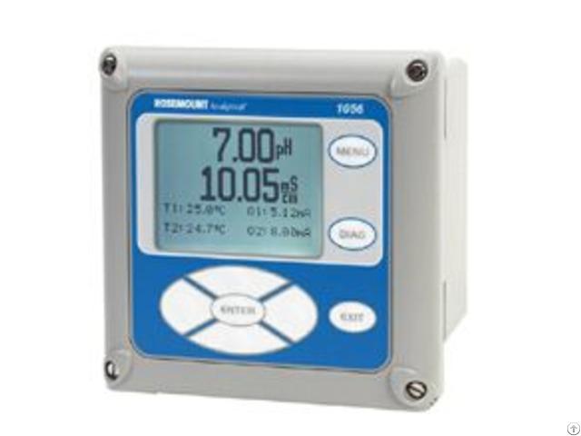 Rosemount Intelligent Four Wire Analyzer 1056 03 22 38 Anr