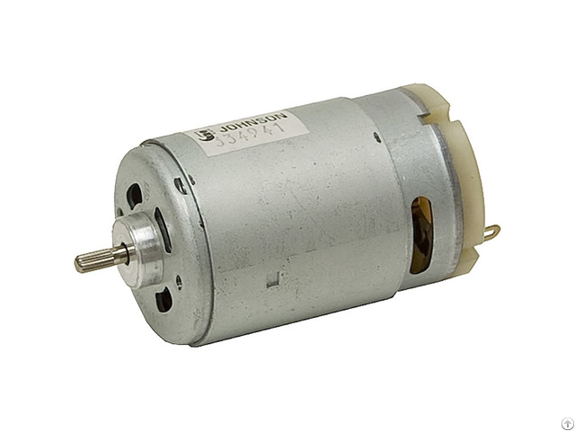 Johnson Dc Motor High Voltage