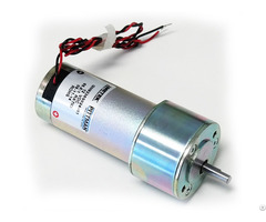 Pittman Brush Dc Servo Motor