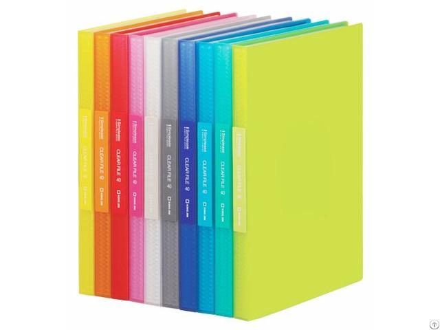 Clear Book 186 40gsv