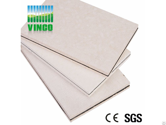 Mgo Board Acoustic Baffles Stainless Steel Decorative Wall Covering Sheets