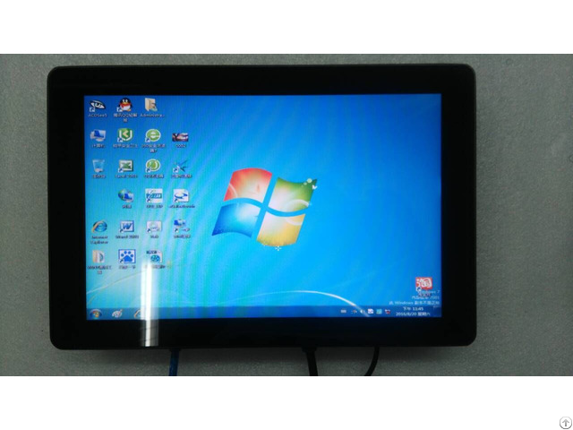 Inch 10 1 Capacitive Muilt Touch Panel Metal Shell Industrial Lcd Monitor