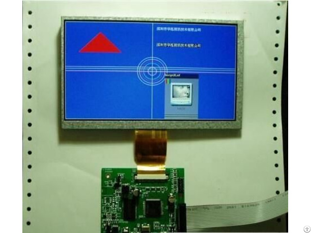 7 Tft Lcd Modules Without Frame