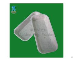 Disposable Bamboo Pulp Garlic Packaging