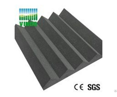 Building Materials Vocal Booth Music Room Noise Reduction Sound Insulation Wedge Foam