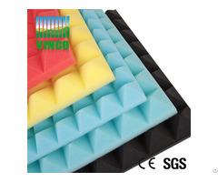 Recording Studio Equipment Acoustic Absorber Rubber Foam Panels Pyramid Foams Sponge