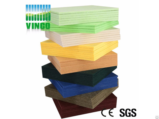 Soundproof Indoor Acoustic Panel Polyester Fiber Panels With Colorful Choices