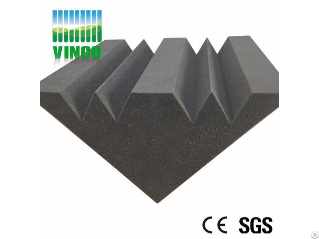 Indoor Decoration Composite Soundproof Foam For Marine Engine Bay Bass Trap Foams Sponge