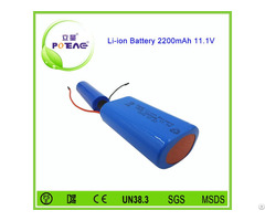 Special Design 2200mah 18650 Lithium Ion Deep Cycle 12v Battery