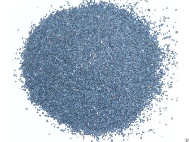 Blue Fire Brown Fused Alumina For Resin Bonded Abrasives