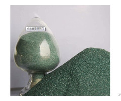 Green Silicon Carbide For Bonded Abrasives F16 F220