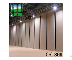 Building Material Room Devider Door Movable Soundproof Partition Wall For Office Furniture