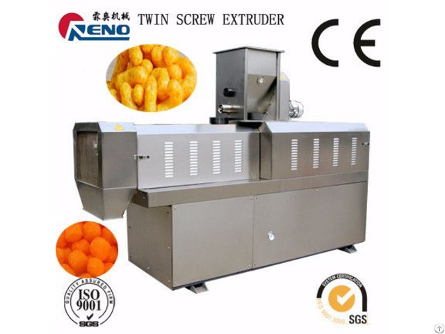 Corn Puff Snacks Machinery