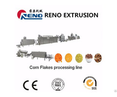 Corn Flakes Machinery Production Line