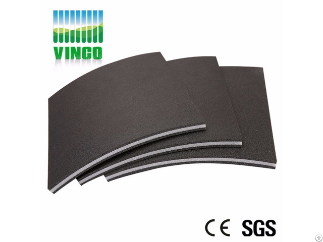 11mm Soundproofing Shock Damping Floor Mats Insulation Thermal Insulations Flooring Underlay