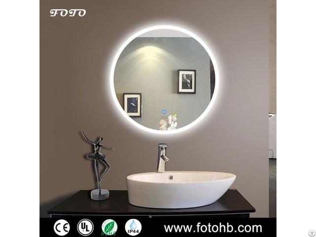 Led Illuminated Mirror For Luxury Hotel Or Apartment